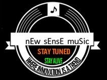 nEw sEnsE music