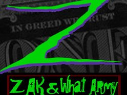 Image for Zak & What Army