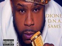 Dione D.N.A Sams