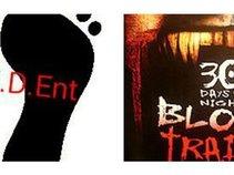 BLOODTRAILS/TenToesDoen_Que