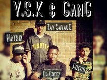 Y.S.K X GanG