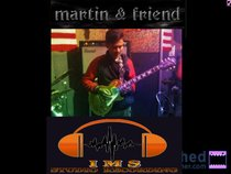martin and friend