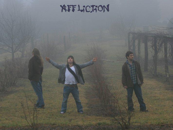 Image for AFFLICTION