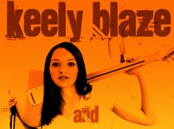 Image for Keely Blaze & The Boys