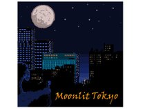 Moonlit Tokyo