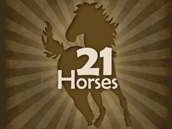 Image for 21 Horses