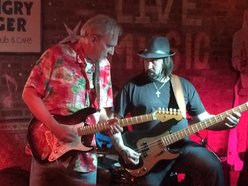 Magic Mike Bloomer and Blues Au Go Go