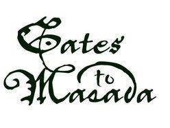 GATES TO MASADA