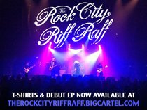 THE ROCK CITY RIFF RAFF