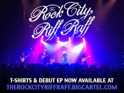 Image for THE ROCK CITY RIFF RAFF