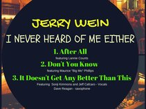 Jerry Wein