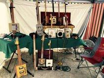 Gregory Musgrove Custom Guitar