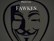 Black Guy Fawkes
