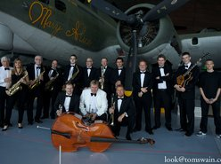Moonlight Serenade Orchestra UK Swing Big Band
