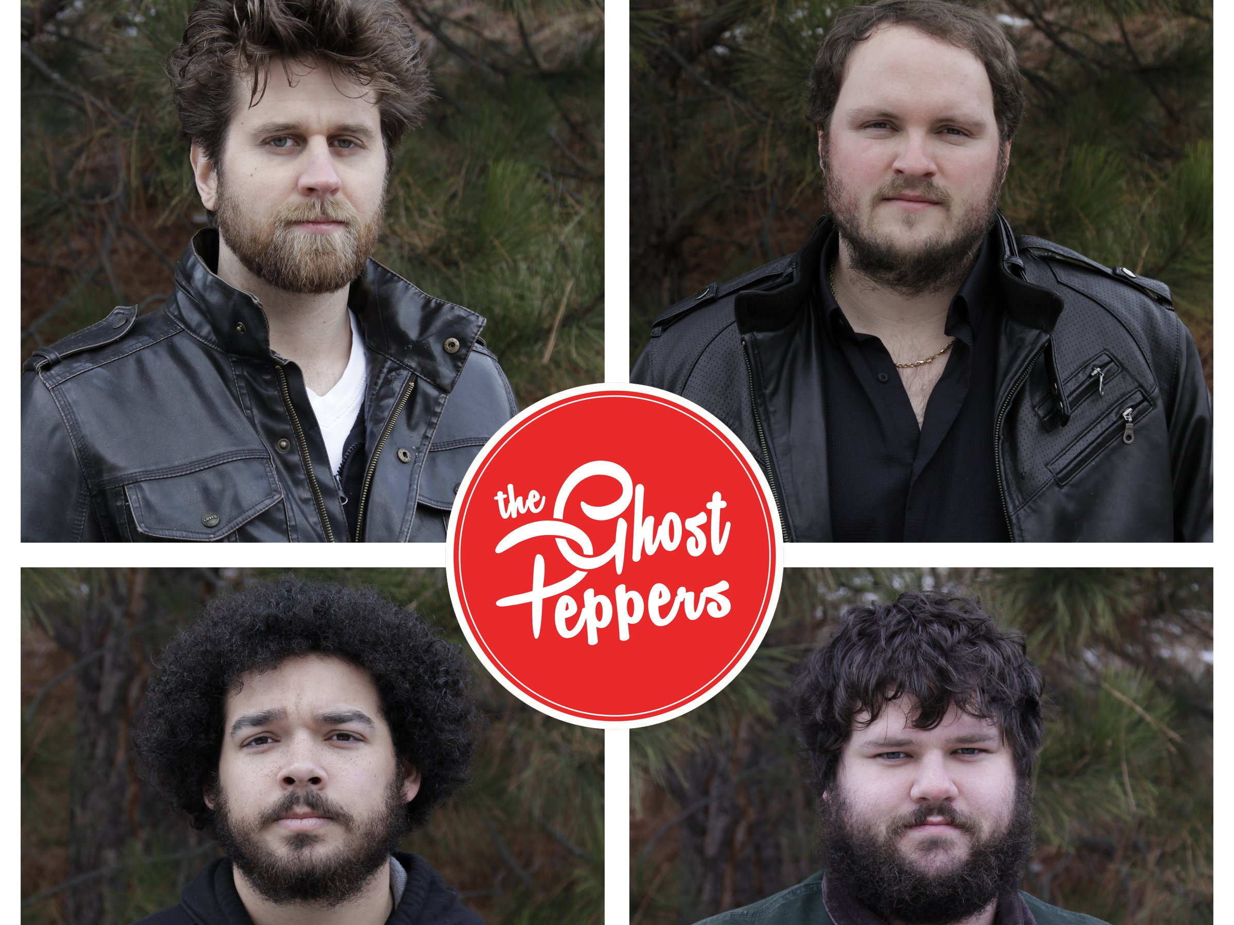 Image for The Ghost Peppers