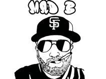 MAD B aka 10th Wonder