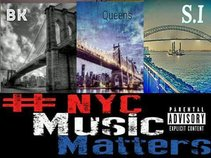 #NYCMusicMatters Mixtape ( Various Artist From NYC)