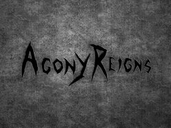 Image for Agony Reigns