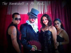 Image for The Bombshell & Mr. Red