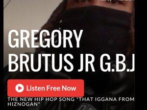 Gregory Brutus Jr G.B.J.