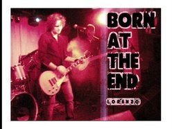 Image for Born At The End