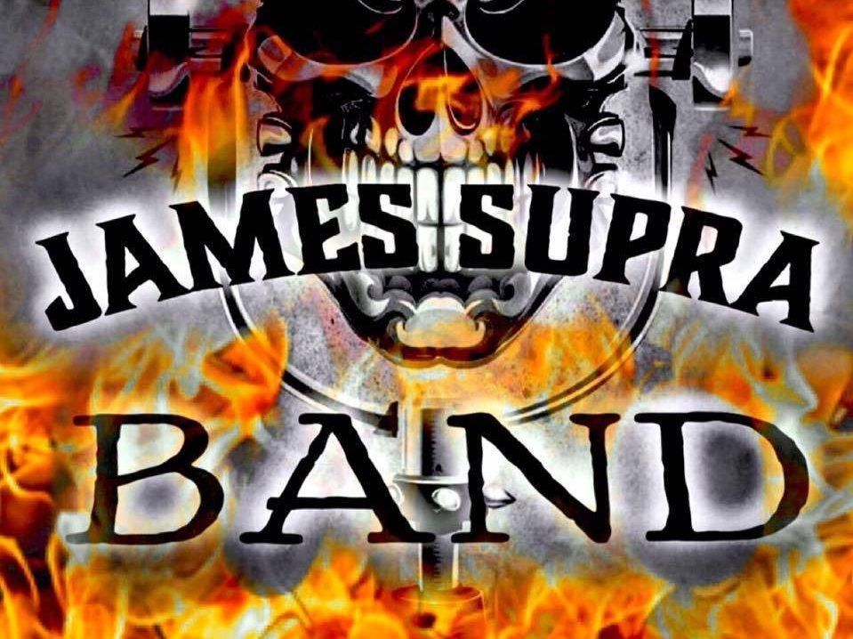 Image for James Supra Blues Band