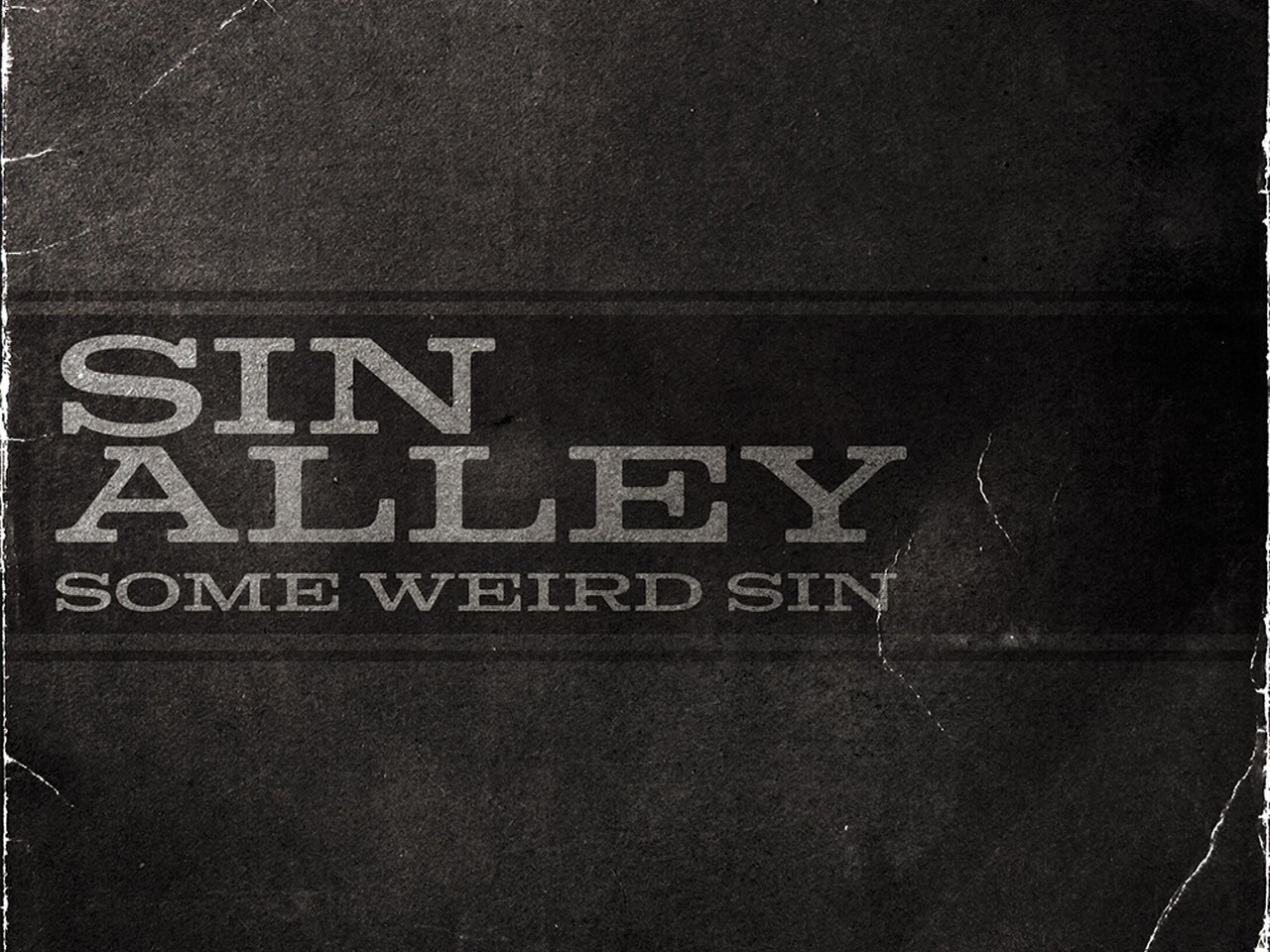 Image for Sin Alley