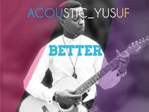Acoustic Yusuf