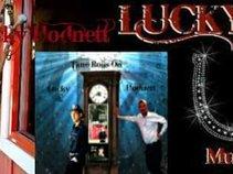 Lucky Hodnett CMA Recording Artist