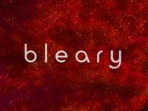 bleary
