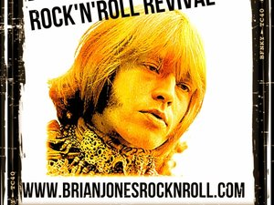 Brian Jones RocknRoll Revival