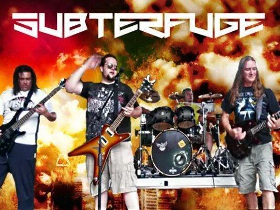 Image for Subterfuge
