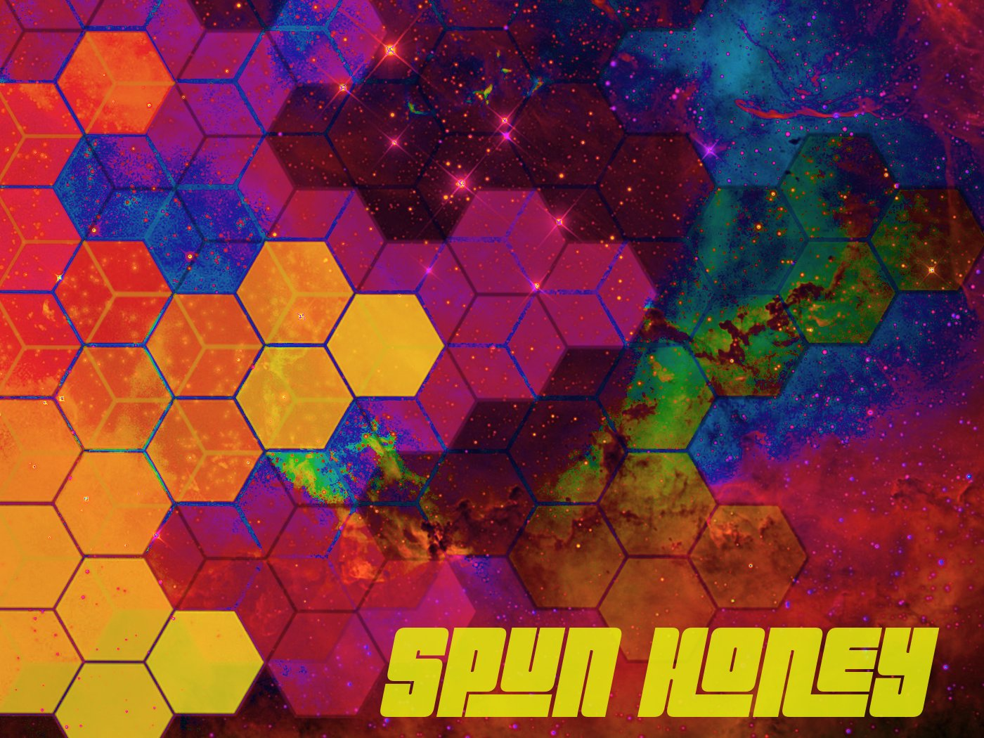 Image for Spun Honey