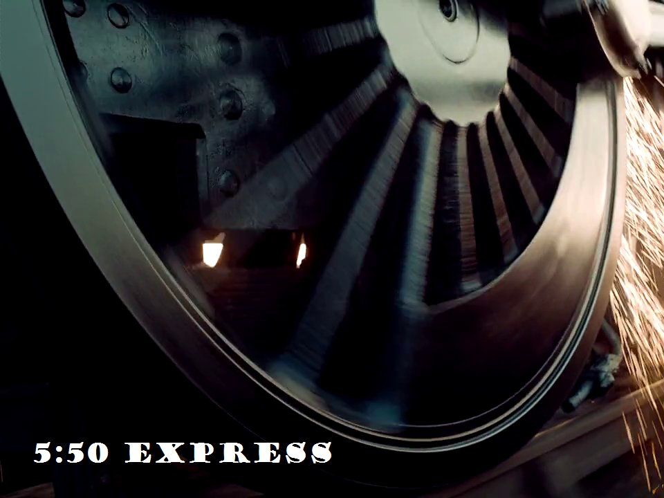 Image for 5:50 Express