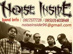 Image for NOISE INSIDE