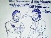 F THE REBEL DJ CHUCK MASSACURE PFR.ENT PRESENTS ICEMANN