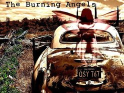 Image for The Burning Angels