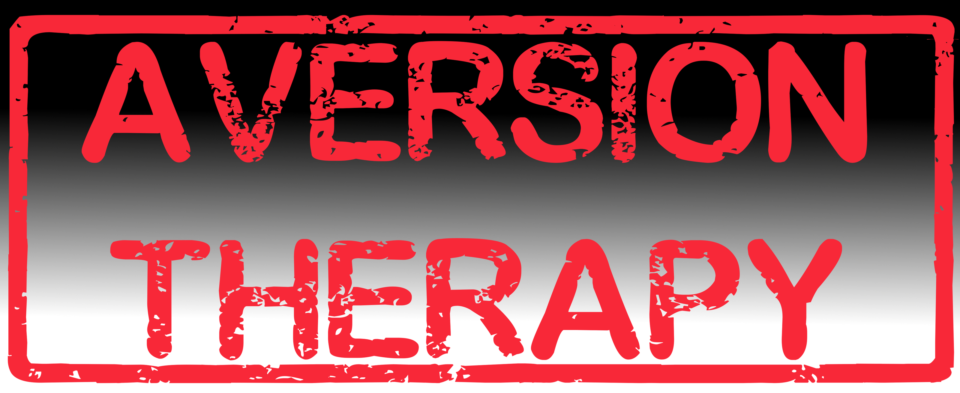 aversion therapy Aversion therapy definition: a method of suppressing an undesirable habit , such as excessive smoking , by causing the | meaning, pronunciation, translations and.
