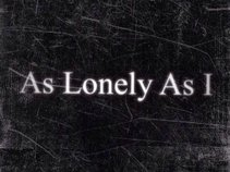 As Lonely As I