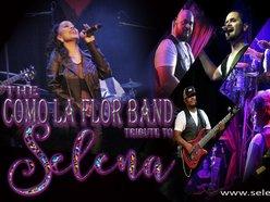 Image for The Como la Flor Band: A tribute to Selena Quintanilla