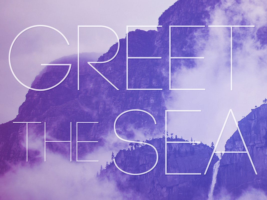 Image for Greet the Sea