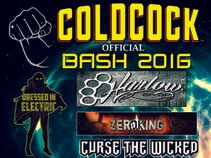 The Official COLDCOCK WHISKEY BASH