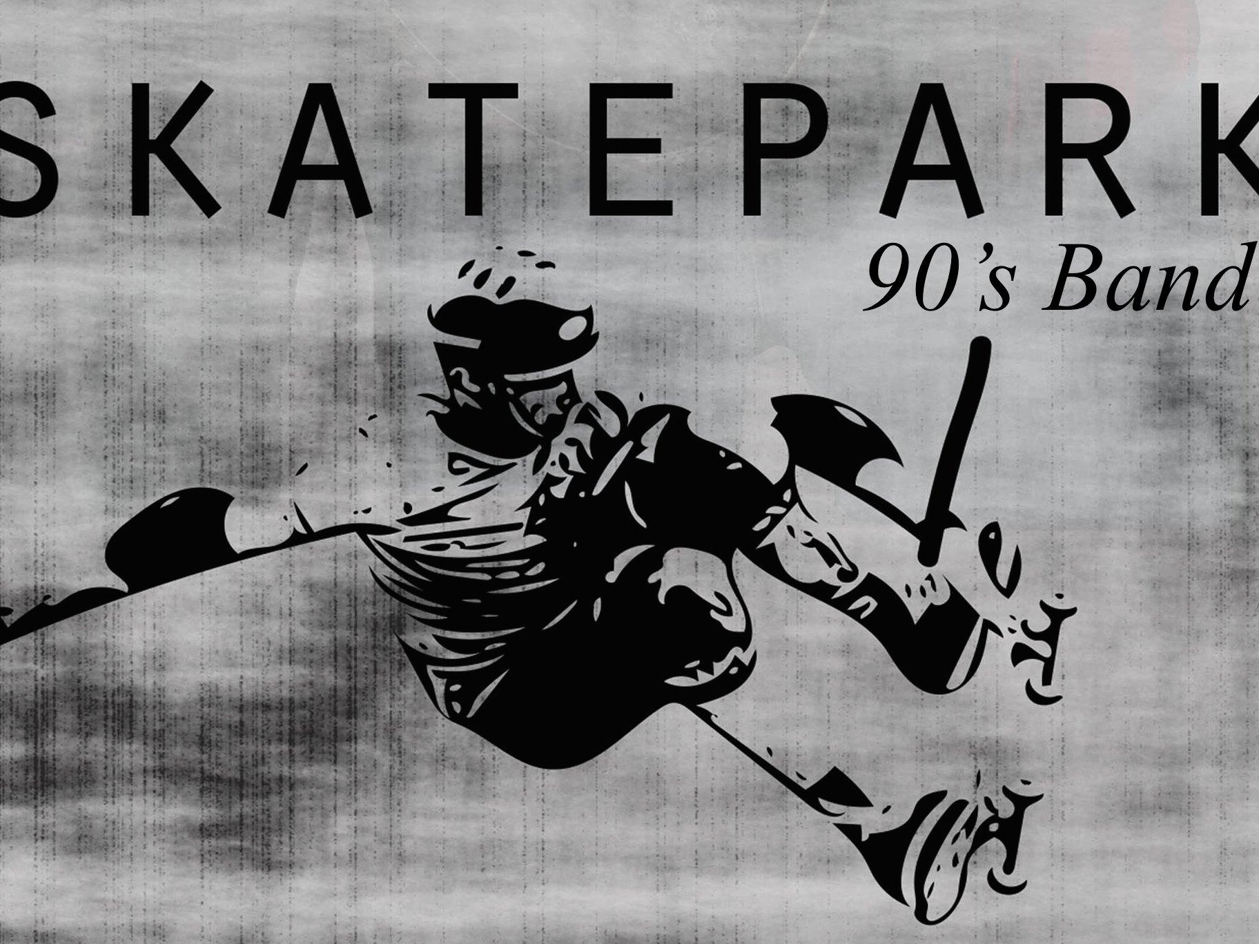Image for SkatePark 90's Band