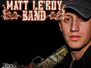 Matt Le'Roy