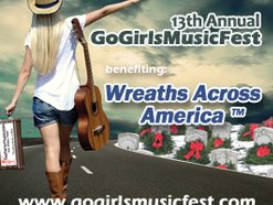 Image for GoGirlsMusicFest