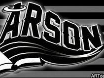 C. Arson