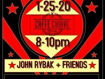 John Rybak + Friends
