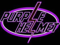 Purple Helmet