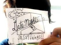 So, Say Things!