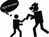 fight the bear
